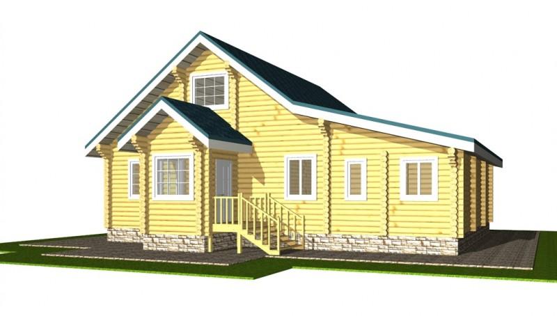 Вид дома 1