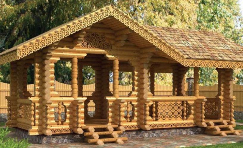 Проекты малых строений