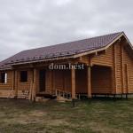 Закончили строительство дома в селе Кузнецово в республике Марий Эл